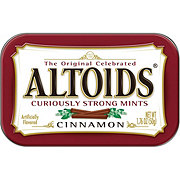 Altoids Cinnamon Mints Single Pack