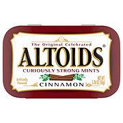 Altoids Cinnamon Mints, Tin