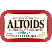 Altoids Peppermint Mints, Tin