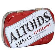 Altoids Smalls Peppermint Mints, Tin