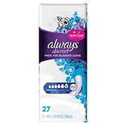 Always Discreet Incontinence Pads Ultimate Overnight Long Length