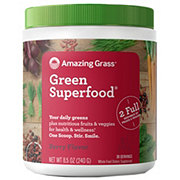 Amazing Grass Berry Superfood Powder