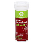 Amazing Grass Green Superfood Effervescent Energy Watermelon Flavor Tablets