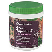 Amazing Grass Green SuperFood ORAC Drink Powder