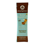 Amazing Grass Kidz SuperFood Outrageous Chocolate Powder Packet