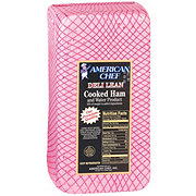 American Chef Lean Cooked Ham