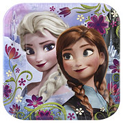 American Greetings  Disney Frozen Square Plate