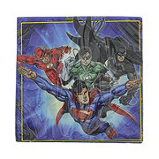 American Greetings Justice League 2 Lunch Napkins