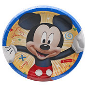 American Greetings Mickey Mouse Square Plate, 7 in