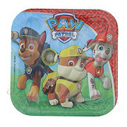 American Greetings Paw Patrol Square Plate