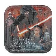 American Greetings Star Wars 7 in Square Plate