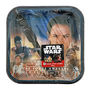 American Greetings Star Wars The Force Awakens Dessert Plate