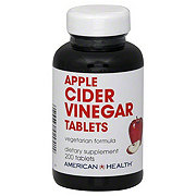 American Health Apple Cider Vinegar Tablets