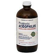 American Health Probiotic Acidophilus Plain Flavor