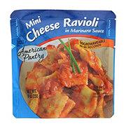 American Pantry Mini Cheese Ravioli in Marinara Sauce