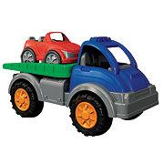 American Plastic Toys Gigantic Car Hauler