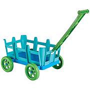 American Plastic Toys Nesting Wagon