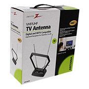 AmerTac Glossy Black Zenith VN1ANTP2 Passive Dipole Antenna