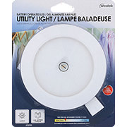 AmerTac Wireless LED Utility Light with Pull String