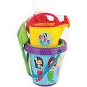 Amloid 7 Inch Printed Pail Set