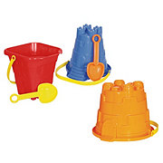Amloid Castle Bucket & Shovel Set
