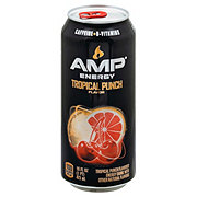 AMP Tropical Punch Energy Drink