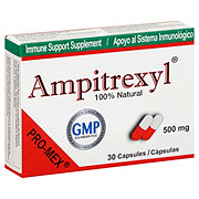 Ampitrexyl 100% Natural Immune Support 500mg