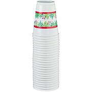 Amscan Christmas Holly Cups