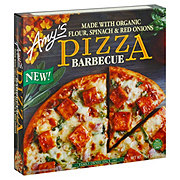 Amy's Barbeque Pizza