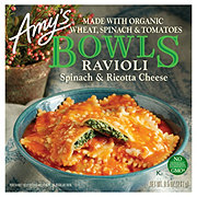 Amy's Bowls Spinach & Ricotta Cheese Ravioli