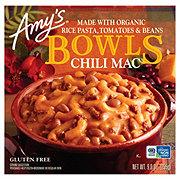 Amy's Chili Mac & Cheese Bowls