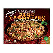 Amy's Chinese Noodles & Veggies With Cashew Cream Sauce