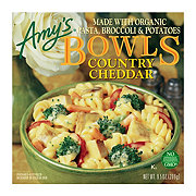 Amy's Country Cheddar Bowls