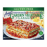 Amy's Garden Vegetable Lasagna