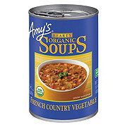 Amy's Hearty Organic French Country Vegetable Soup
