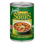Amy's Hearty Organic Rustic Italian Vegetable Soup