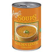 Amy's Indian Dal Golden Lentil Soup
