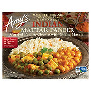 Amy's Indian Mattar Paneer