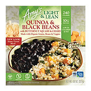 Amy's Light & Lean Quinoa and Black Beans Bowl