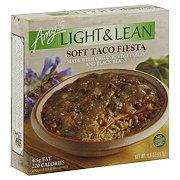 Amy's Light & Lean Soft Taco Fiesta