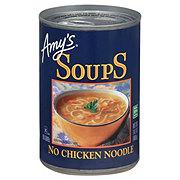 Amy's Low Fat No Chicken Noodle Soup