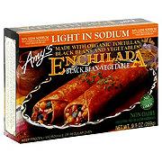 Amy's Low Sodium Black Bean Enchiladas