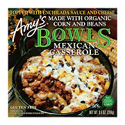 Amy's Mexican Casserole Bowls