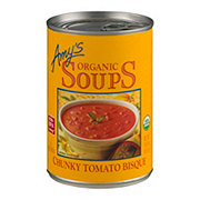 Amy's Organic Chunky Tomato Bisque Soups