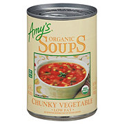 Amy's Organic Chunky Vegetable Soup