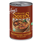 Amy's Organic Fire Roasted Southwestern Vegetable Soups
