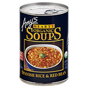 Amy's Organic Hearty Spanish Rice & Red Bean Soups