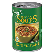 Amy's Organic Lentil Vegetable Soup