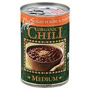 Amy's Organic Light In Sodium Chili Medium