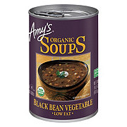 Amy's Organic Low Fat Black Bean Vegetable Soups